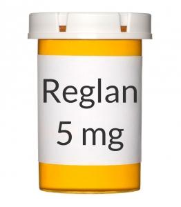 Reglan 5 mg Tablets