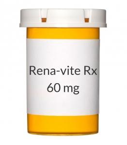 Rena-vite Rx 1/60mg Tablets