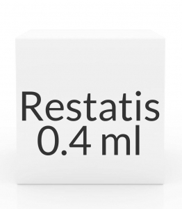 Restatis  0.05% Single Use Droppers (0.4ml) - 60ct