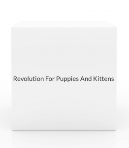 Revolution For Puppies And Kittens Up To 5 Lbs 3 Month Pack