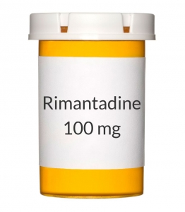 Rimantadine 100mg Tablets
