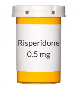 Risperidone 0.5mg Tablets (Generic Risperdal)