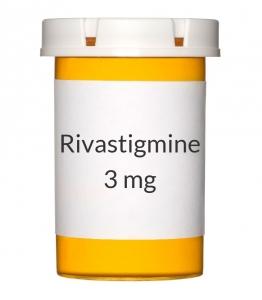 Rivastigmine 3mg Capsules