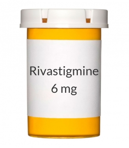 Rivastigmine 6mg Capsules