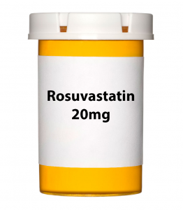 Rosuvastatin 20mg Tablets
