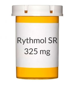 Rythmol SR 325mg Capsules