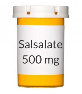 Salsalate 500mg Tablets