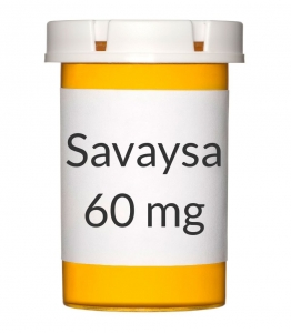 Savaysa 60mg Tablets