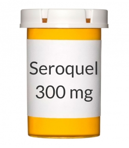 Seroquel 300mg Tablets