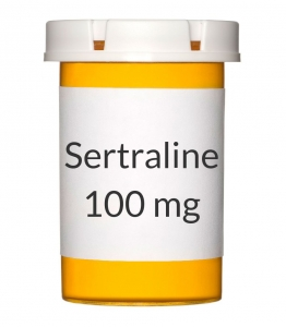 Sertraline 100 mg Tablets