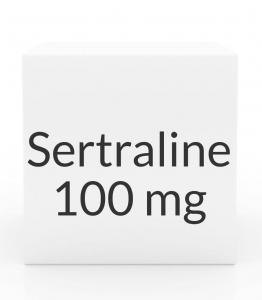 Sertraline 100mg Tablets (Greenstone)