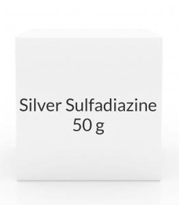 Silver Sulfadiazine 1% Cream- 50g (Greenstone)