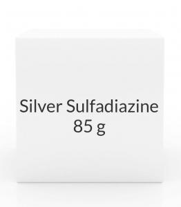 Silver Sulfadiazine 1% Cream- 85g (Greenstone)