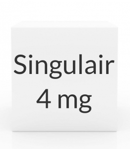 Singulair 4mg Granules (30 Packets)