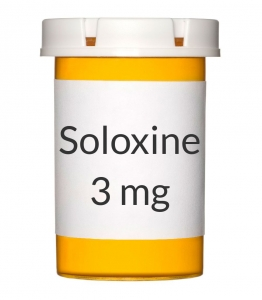 Soloxine 0.3 mg Tablets
