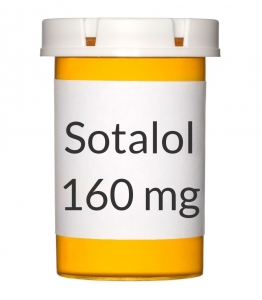 Sotalol 160mg Tablets