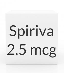 Spiriva 2.5mcg Respimat Inhaler Spray