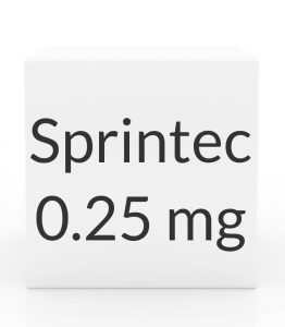 Sprintec 28 Tablet Pack  (0.25mg-35mcg)