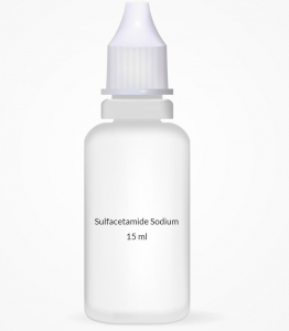 Sulfacetamide Sodium 10% Opthalmic Solution (15ml Bottle)