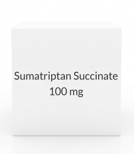 Sumatriptan Succinate 100mg Tablet