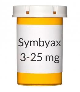 Symbyax 3-25 mg Capsules