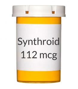 Synthroid 112mcg Tablets