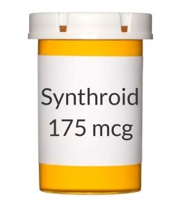 Synthroid 175mcg Tablets