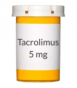 Tacrolimus 5 mg Capsules