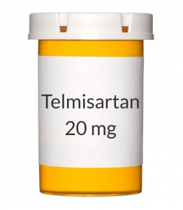 Telmisartan 20mg Tablets
