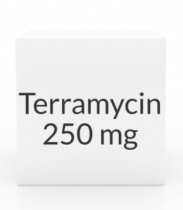 Terramycin (Oxytetracycline HCl) Scours Tablets 250mg- 24Ct