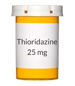 Thioridazine 25mg Tablets