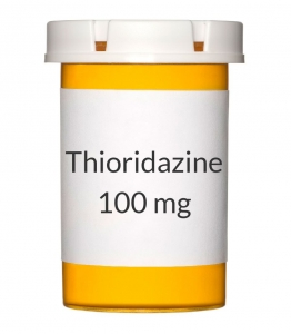Thioridazine 100mg Tablets****MFG ISSUES  1/29/14