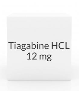 Tiagabine HCL 12mg Tablets