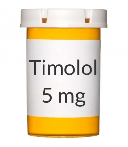 Timolol 5mg Tablets