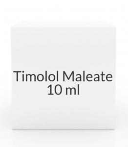 Timolol Maleate 0.5% Ophthalmic Solution - 10 ml Bottle (Greenstone)