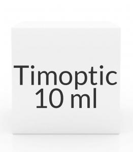 Timoptic (Timolol Maleate) 0.5% Opthalmic Solution- 10ml