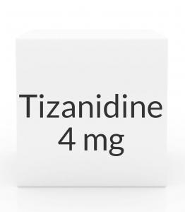 Tizanidine 4mg Capsules