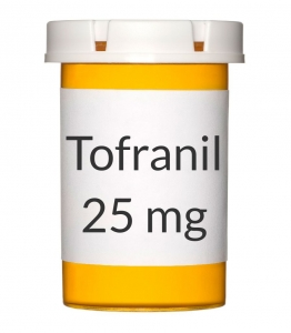 Tofranil 25mg Tablets