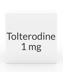 Tolterodine 1mg Capsules (Greenstone)