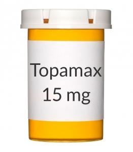 Topamax 15mg Sprinkle Capsules