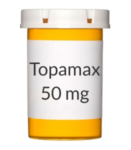 Topamax 50 mg Tablets