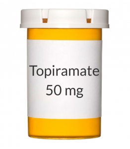 Topiramate 50mg Tablets (Generic Topamax)