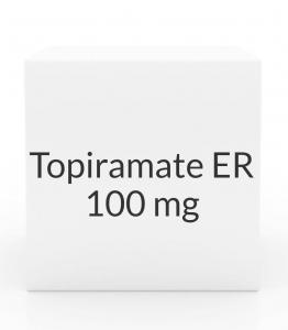 Topiramate ER 100mg Capsules