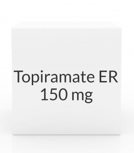 Topiramate ER 150mg Capsules