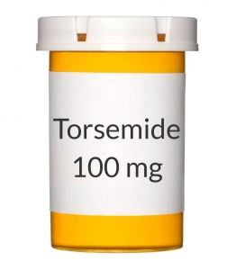 Torsemide 100mg Tablets (Generic Demadex)