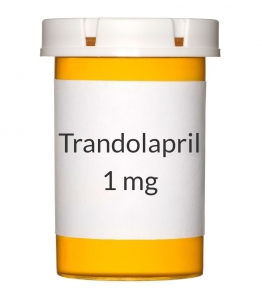 Trandolapril 1mg Tablets