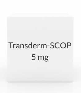 Transderm-SCOP 1.5 mg / 72 hr (Box of 4 patches)