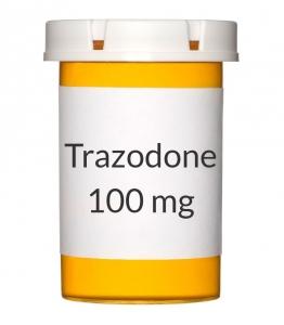 Trazodone 100mg Tablets