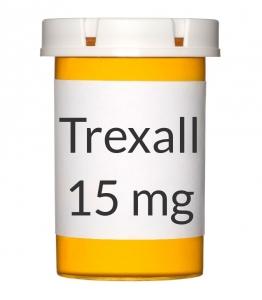 Trexall 15mg Tablets