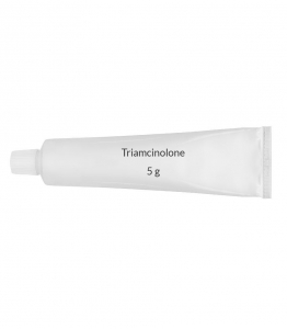 Triamcinolone 0.1% Dental Paste (5 g Tube)